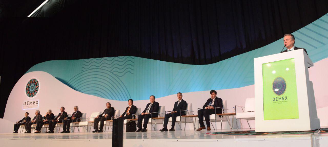 México transita hacía un modelo energético sustentable