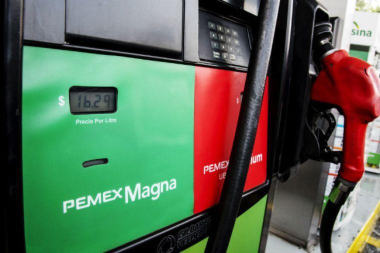 SHCP baja estímulo fiscal a la gasolina Magna