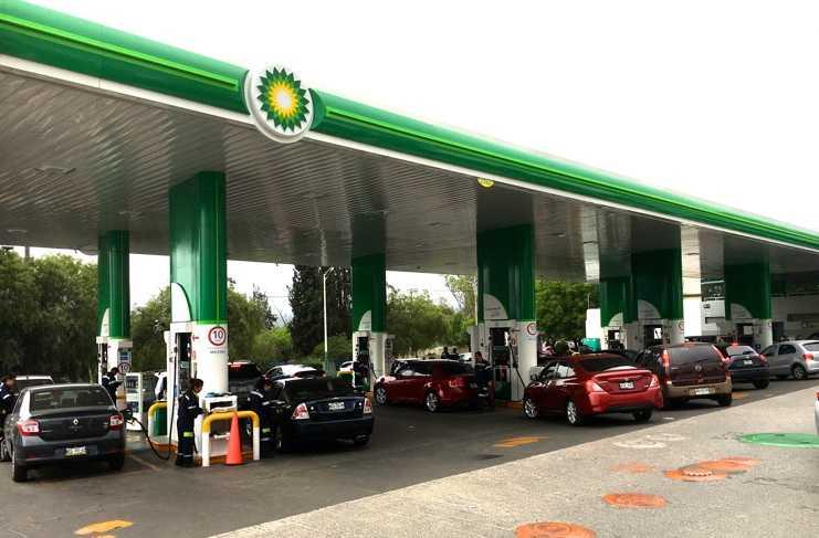 BP busca ampliar la importación de combustibles