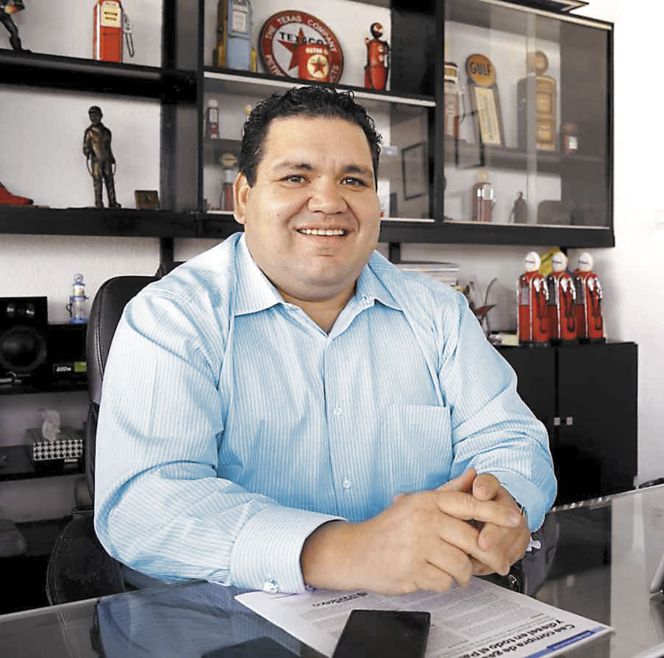 Roberto Díaz de León detalla comités para la CANAIHL
