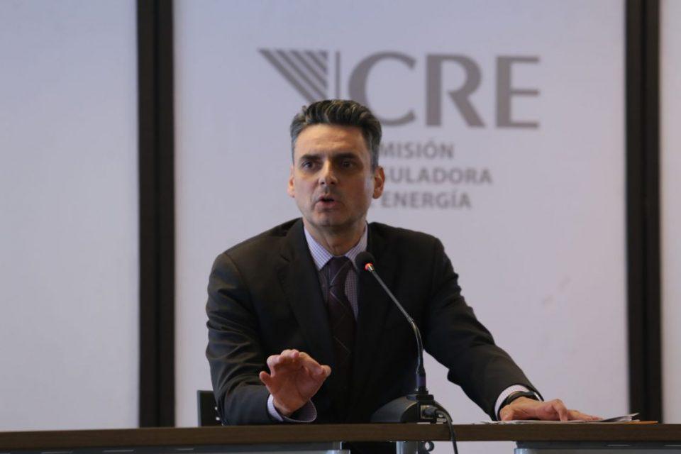 Guillermo García, extitular de la CRE, impugnará sanción de SFP