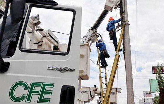 CFE pierde 75 mdp por robo hormiga
