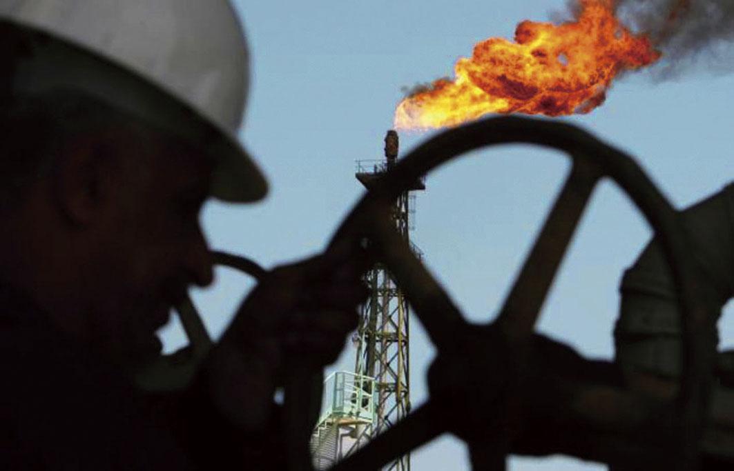 Enero negro para el petróleo; registra peor caída desde 1991
