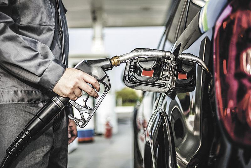 Gasolina en México