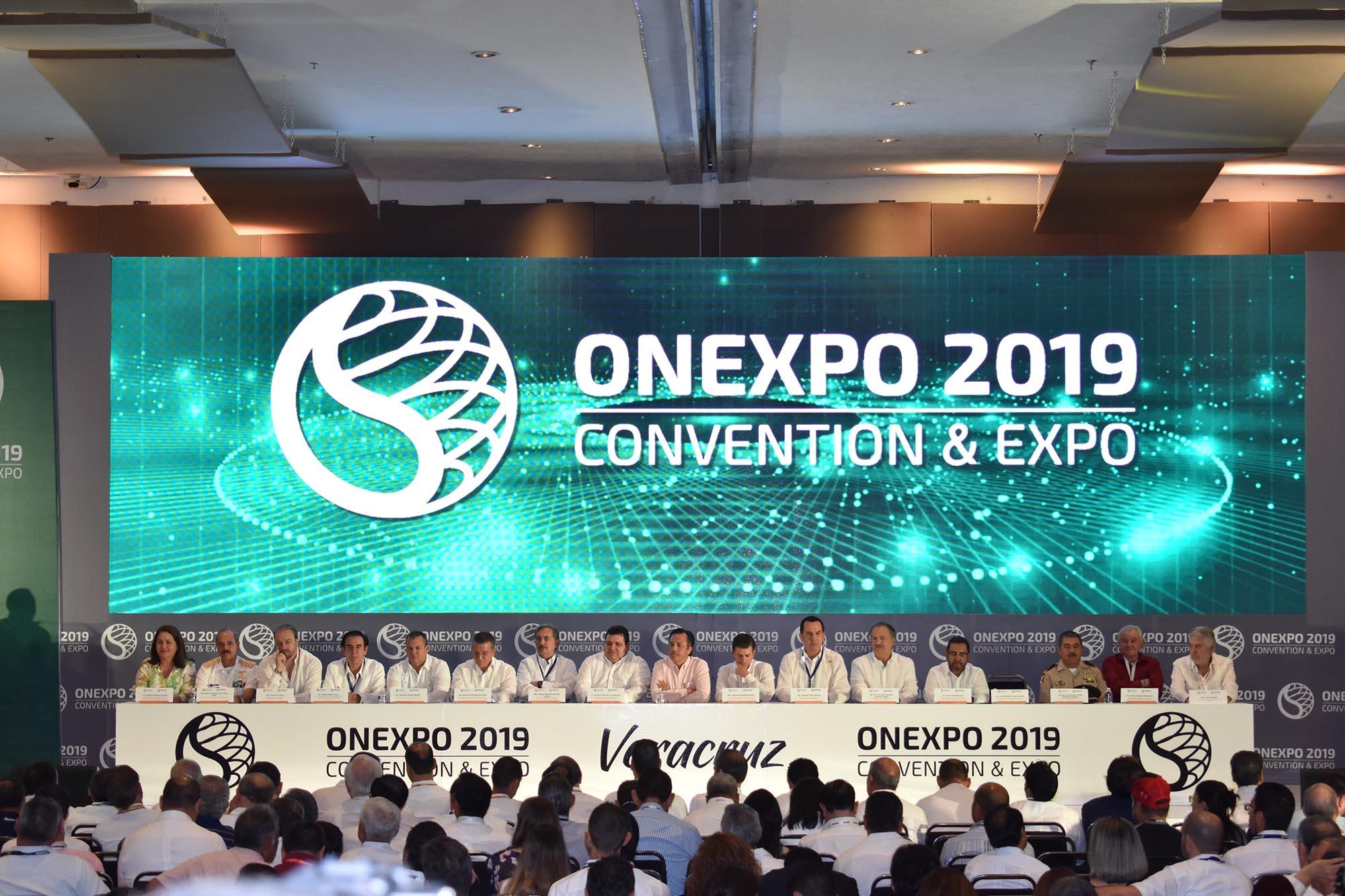Convención & Expo Onexpo 2019