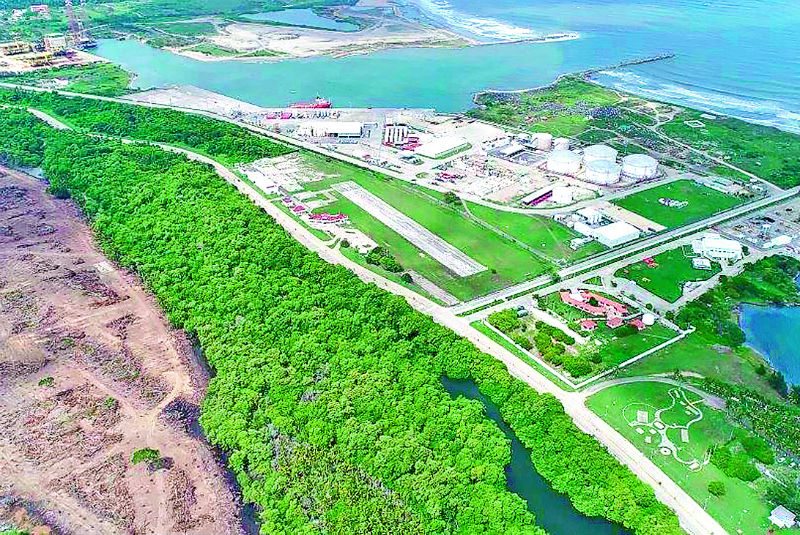 China financiará 600 mdd en refinería de Dos Bocas