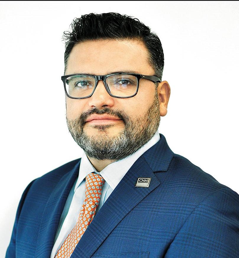 CNH agradece profesionalismo de Sergio Pimentel