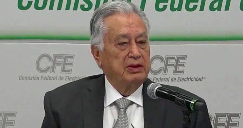 CFE contribuye al desarrollo de México: Bartlett