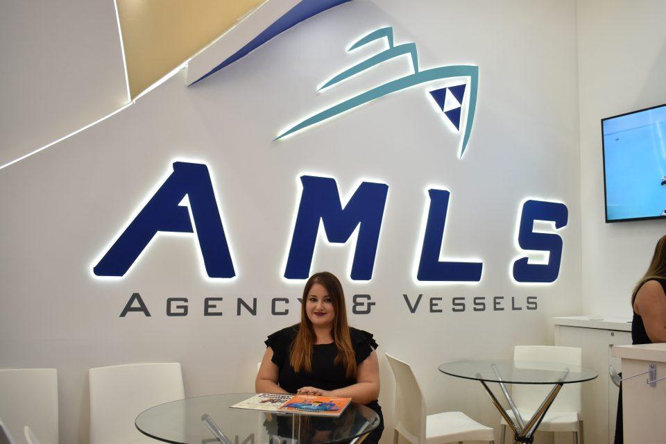 Cordialidad y liderazgo, rutas para llegar a buen puerto: María Paola Salvador Pérez, directora general de Arrow Marine Logistics Services (AMLS)
