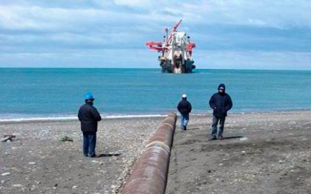 Entrada en operación comercial del Gasoducto Marino Sur Texas-Tuxpan.