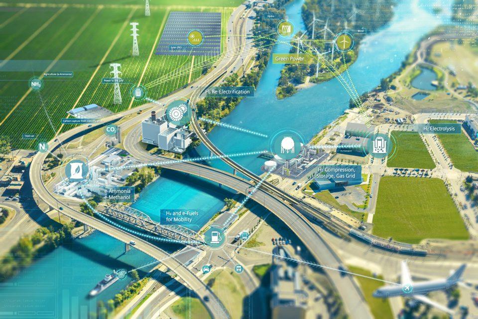 Descarbonización de Siemens