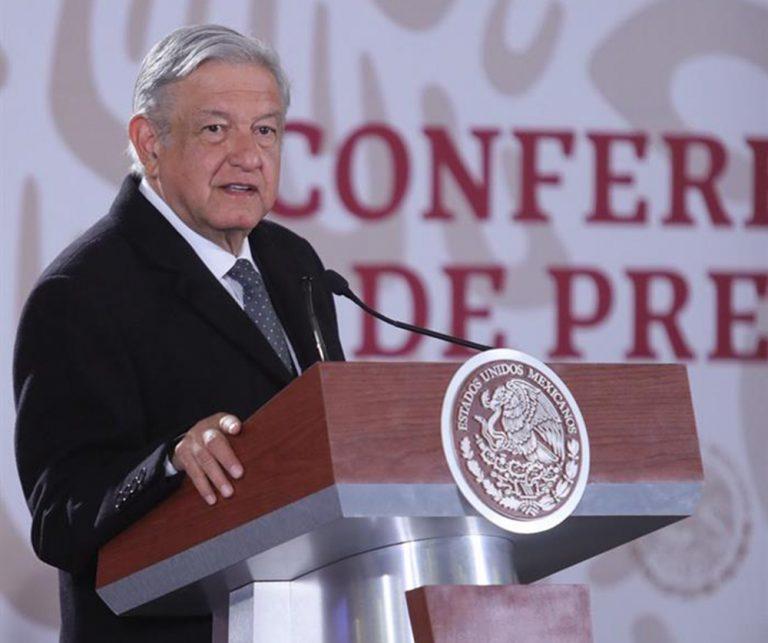 López Obrador señaló que evaluarán los resultados de las licitaciones petroleras al final del año, pues no pueden ofrecer convenios hasta la examinación
