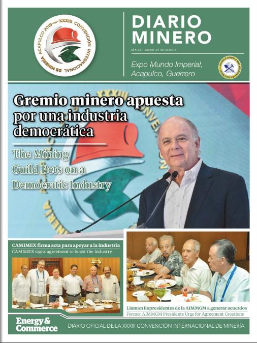 Diario Minero 2019 Día 2