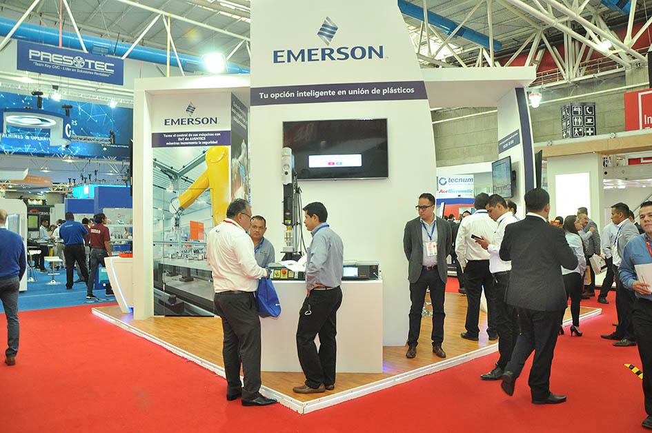 Emerson estuvo presente en la Industrial Transformation México, donde presentó las soluciones que apoyan la transformación digital e industrial.