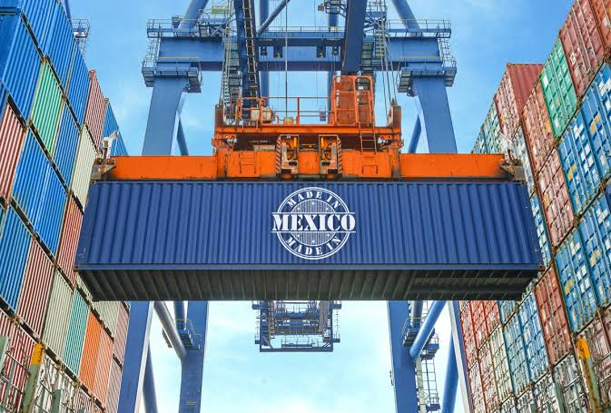 Lasexportaciones mexicanasascendieron a 37 mil 221 millones de dólares duranteseptiembre