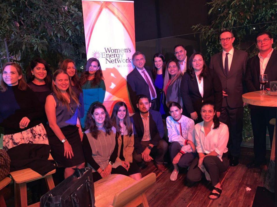 Women's Energy Network (WEN), celebró su 3er cóctel de networking en la Ciudad de México, el pasado miércoles 8 de octubre.