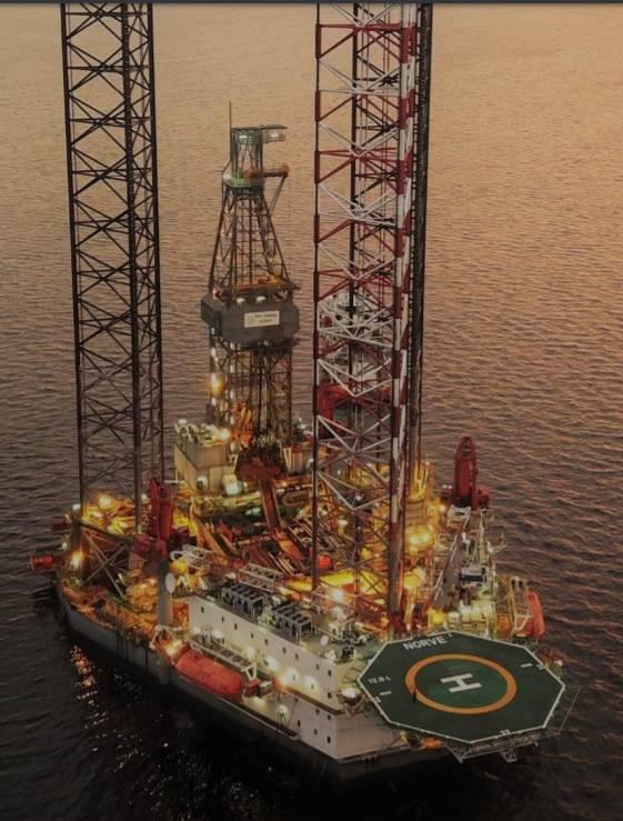 Borr Drilling gana nuevo contrato de perforación en México