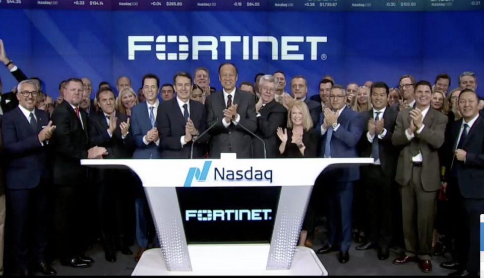 Fortinet Energy X Aniversario