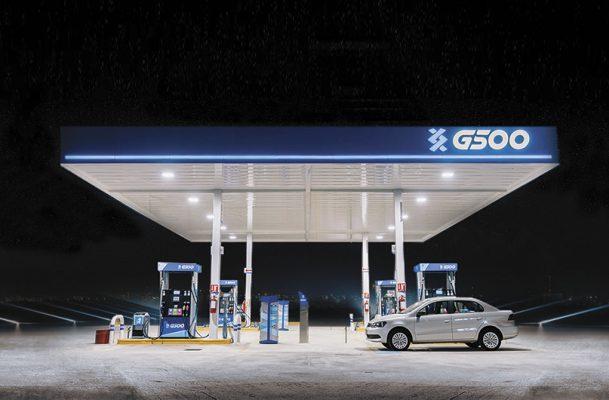 G500, tercera cadena de gasolineras en México
