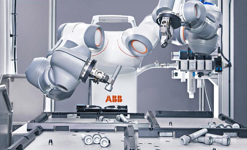ABB invertirá 150 mdd en nueva fábrica de robótica