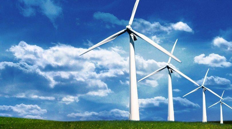 Energía eólica encabeza transición verde