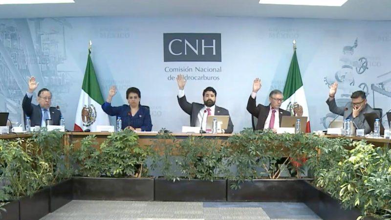 CNH autoriza petición de Petrobal para gravar contrato