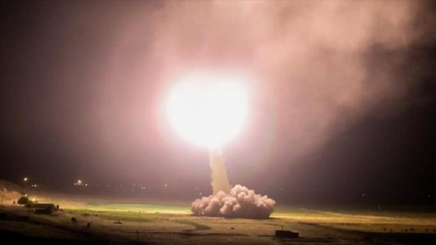 Base áerea de EU en Irak está bajo ataque