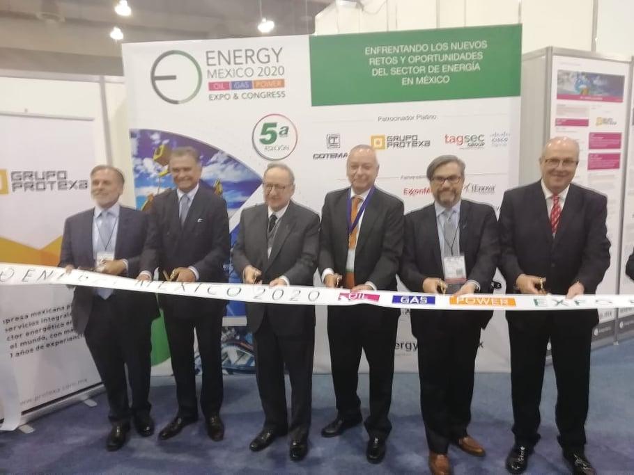 Inauguran Energy México 2020