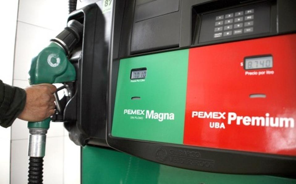 Aumentan 5.6% ventas de gasolina de Pemex en octubre