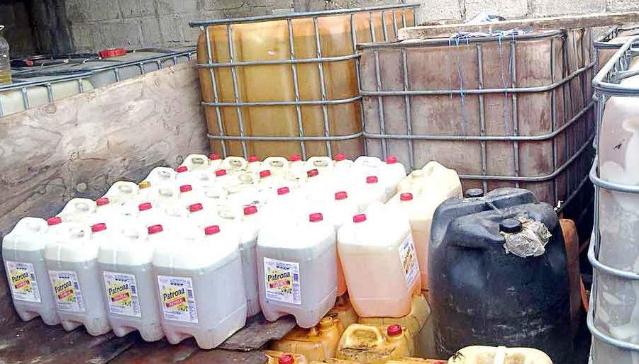 Hidalgo concentra 31% de huachicol: Pemex