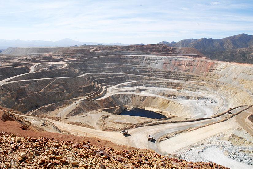 Minera Alamos inicia construcción de mina en México