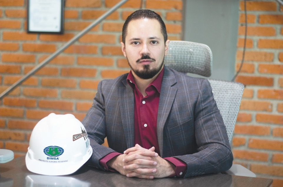 Ing. Guillermo Reyes Gutiérrez, director general de BIMSA