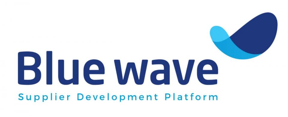 La plataforma Blue Wave apoya negocios locales.