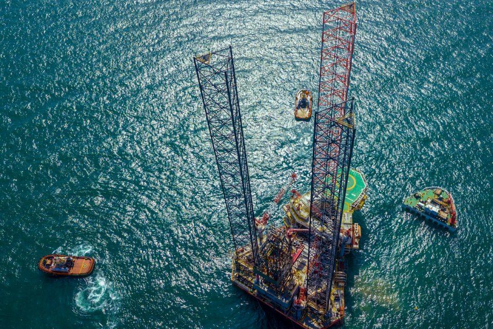 Marinsa plataforma Golfo de México