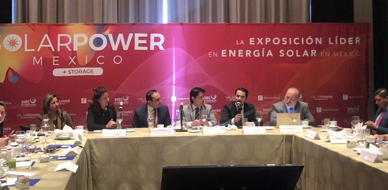 Posponen Solar Power México hasta noviembre por COVID-19