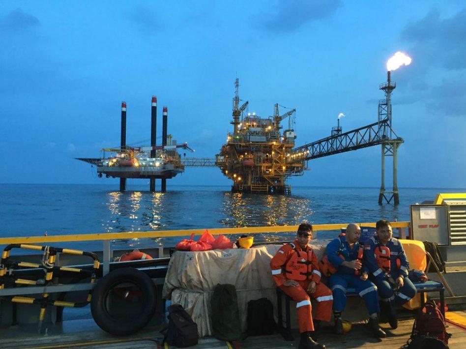 CNOOC comienza producción petrolera offshore en China