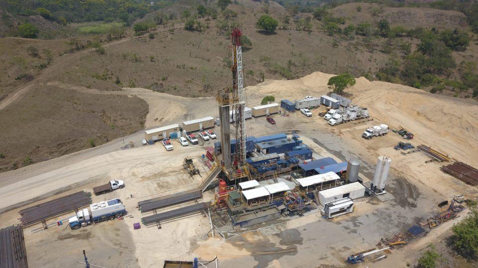Servivios Petroleros Olimpia avanza en perforación en tierra