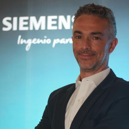 Alejandro Preinfalk_Vicepresidente Ejecutivo de Digital Industries de Siemens_Industria 4.0_ Digitalización