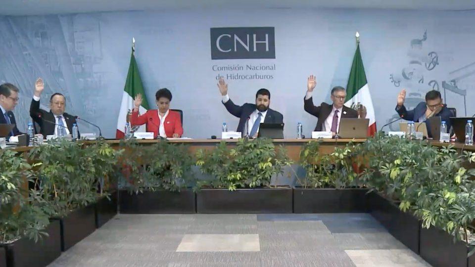CNH aprueba modificación de plan de Pantera E&P