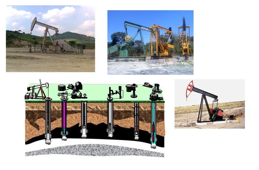 Sistemas artificiales de producción en pozos: SESAP