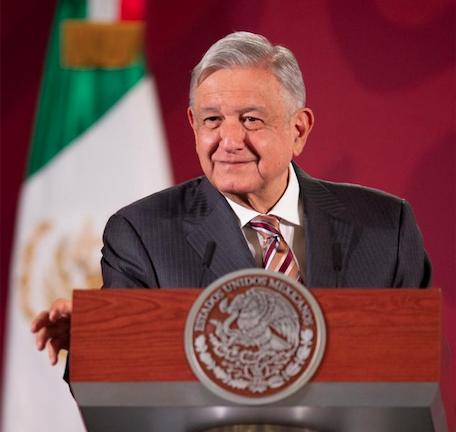 López Obrador señaló que los avances de Dos Bocas son importantes frente a la crisis del petróleo para darle valor agregado a nuestra materia prima