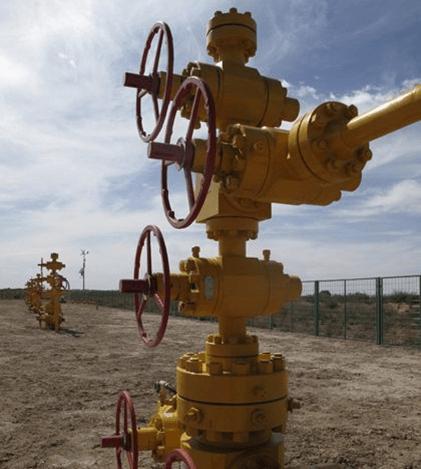 Aplicación de barras espumantes en el campo de gas Culebra