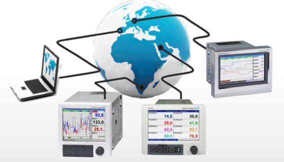 Cómo mantener segura la información de plantas de procesos