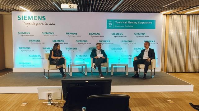 Siemens anunció cambios en la dirección en México y Centroamérica