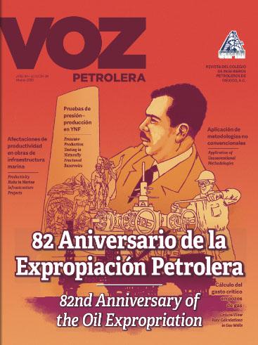 82 Aniversario de la Expropiación Petrolera-Pemex en la actualidad