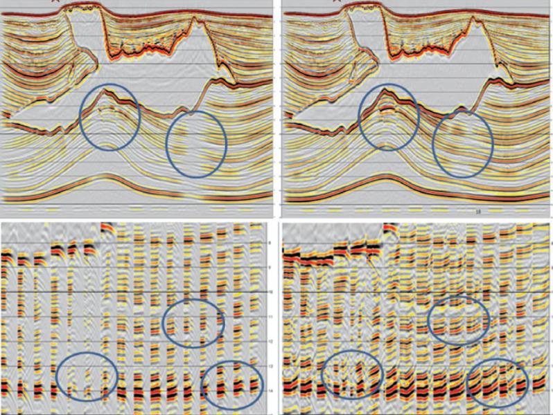 Tecnologías Multi-Acimut (MAz) en aguas profundas