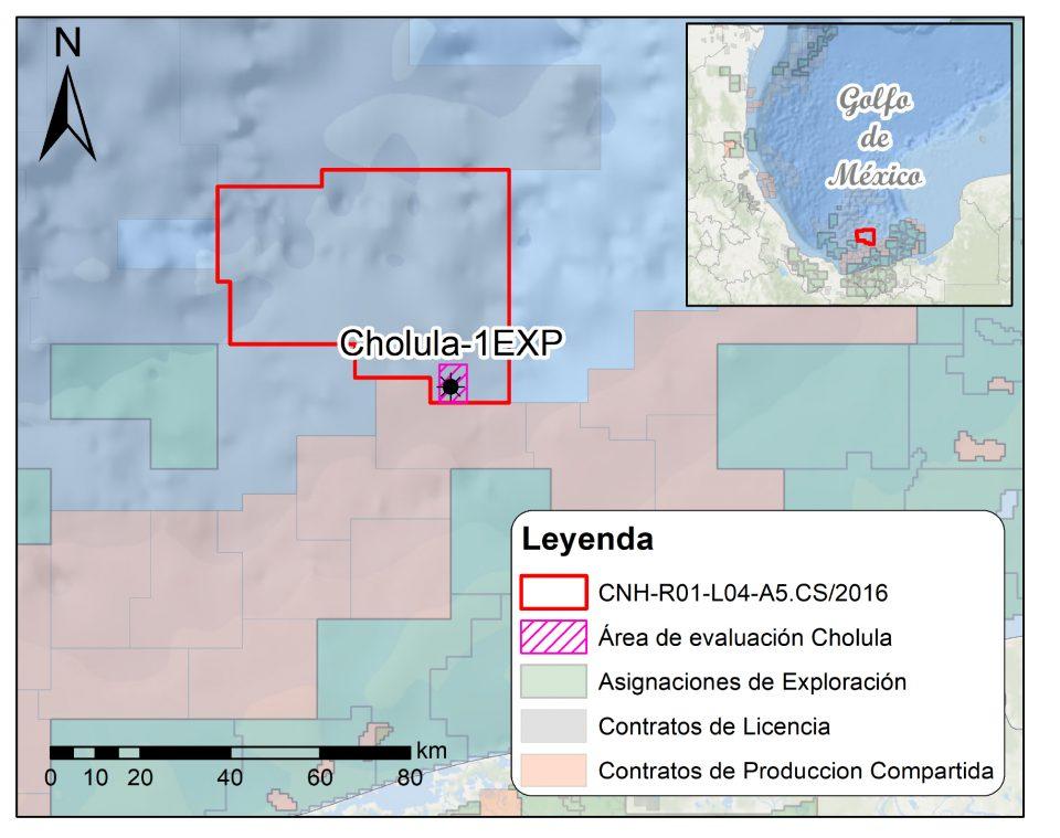 CNH aprueba a Murphy Oil programa en pozo Cholula