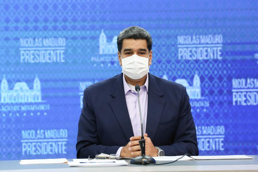 Maduro anunció el incremento de los precios de gasolinas y apertura a la privatización de estaciones de servicio