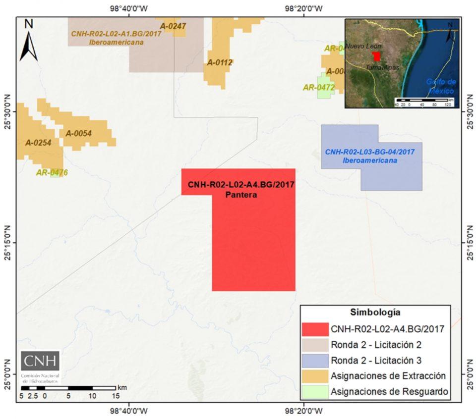 Pantera E&P invertirá 27 mdd en campo terrestre