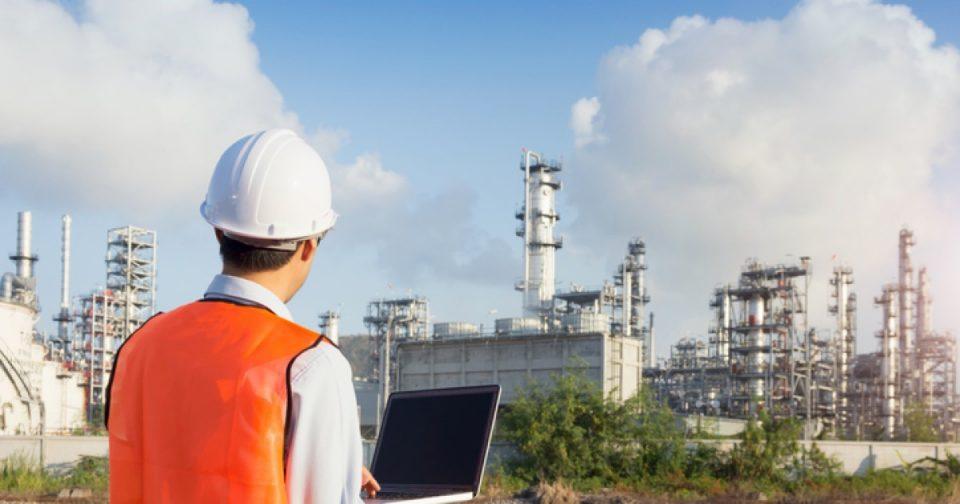 Gemelo digital en los activos de una refinería